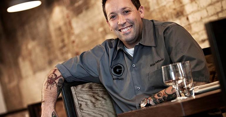 Q&A with chef Mike Isabella
