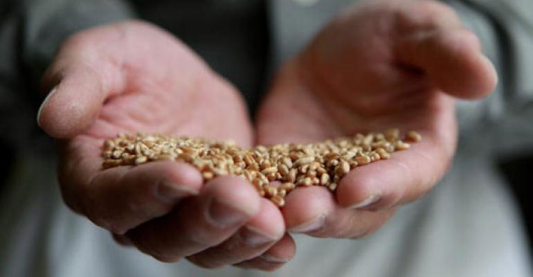Restaurants finally give flour its due