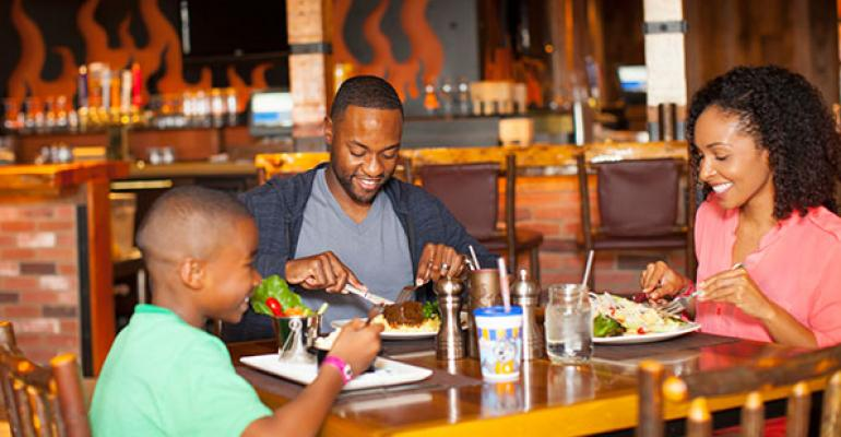For Great Wolf Lodge providing healthier and more highquality food options keeps families from leaving the parks for better food