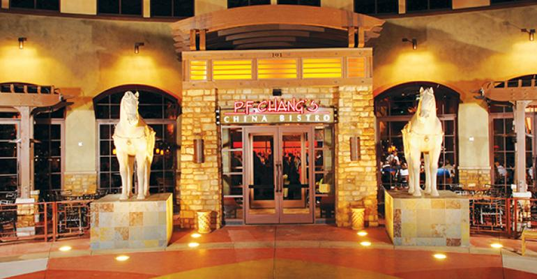 PF Chang39s is an exception among Asian restaurants a national fullservice chain