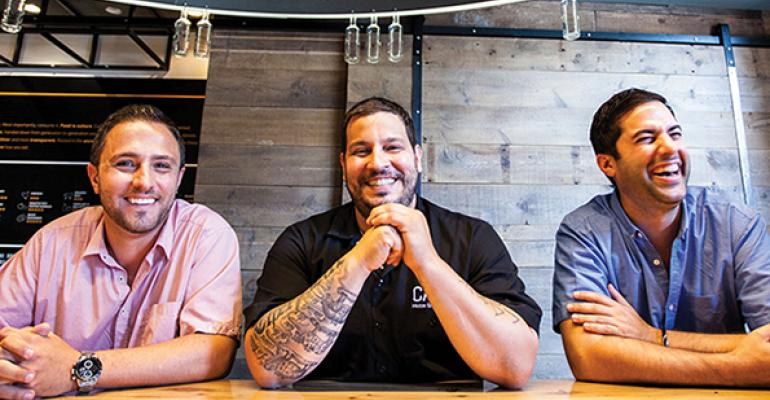 Chefs bring new energy to casual dining