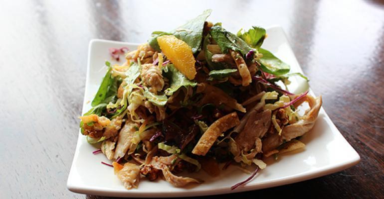 Give & Take Salad