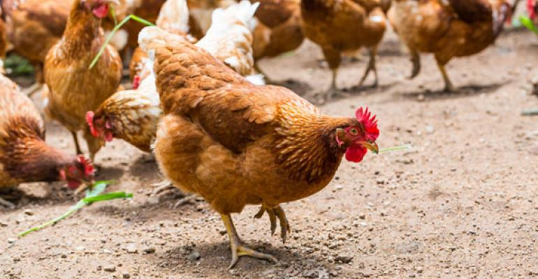 Sodexo announced it will source all of its eggs from cagefree systems by the end of 2020
