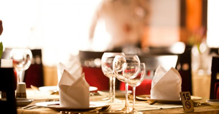 Flat traffic triggers decline in restaurant ranks