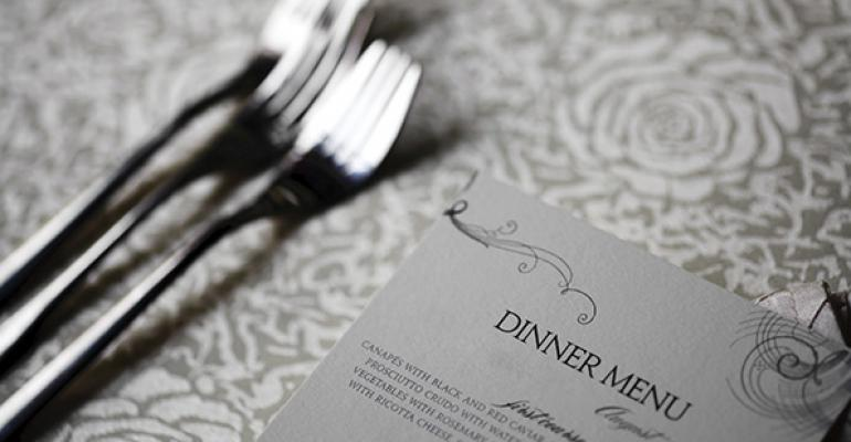 Readers sound off on updating restaurant menus