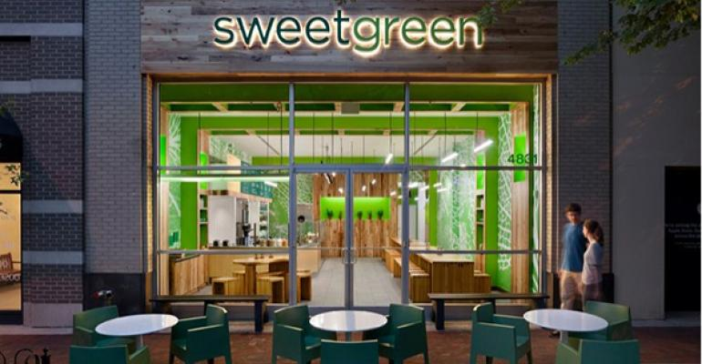 Steve Case invested in Sweetgreen Could your concept be next