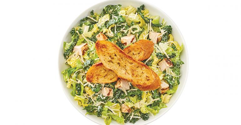 Fast-casual restaurants take kale upscale
