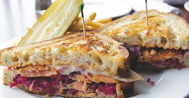 Best Sandwiches in America 2015: Fish