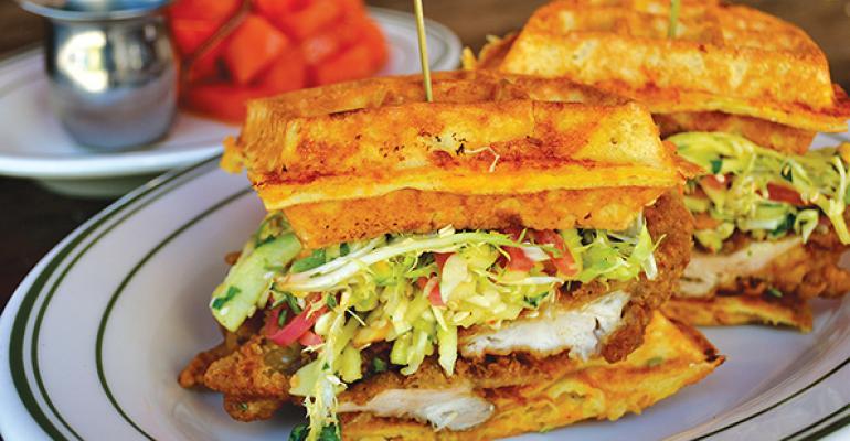 Best Sandwiches in America 2015: Chicken