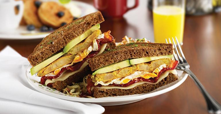 Best Sandwiches in America 2015: Breakfast