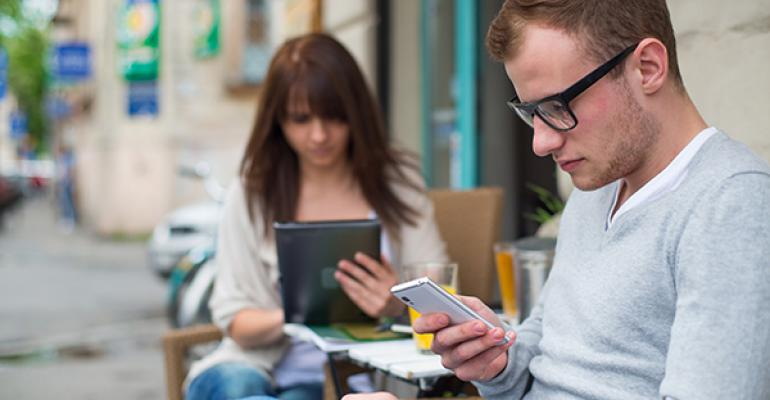 Consumers say restaurants could better leverage technology