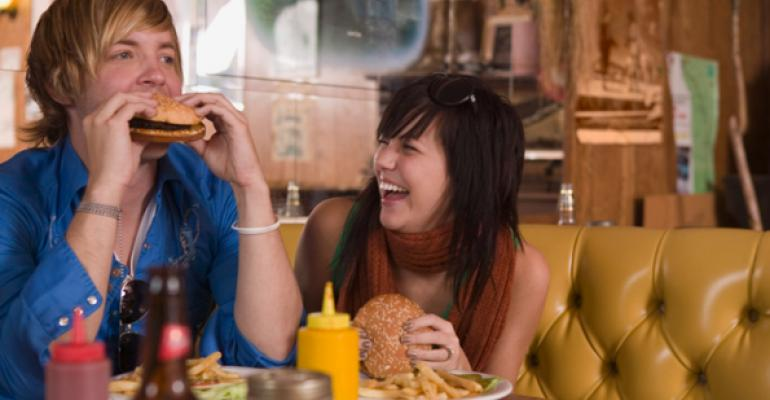 Restaurant spending flat, but better days lie ahead
