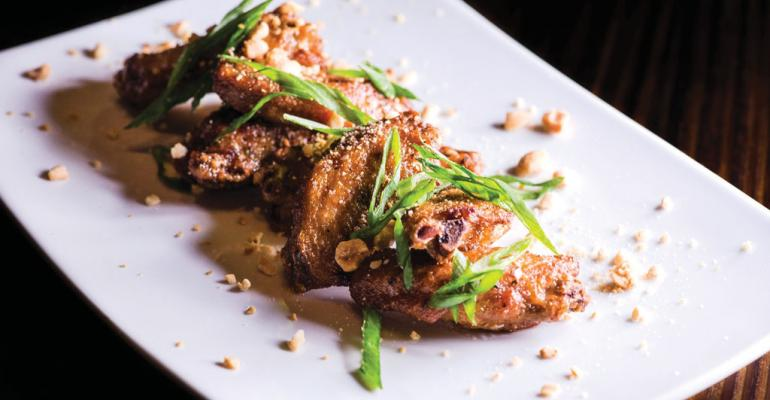 The District's Chicken Wings