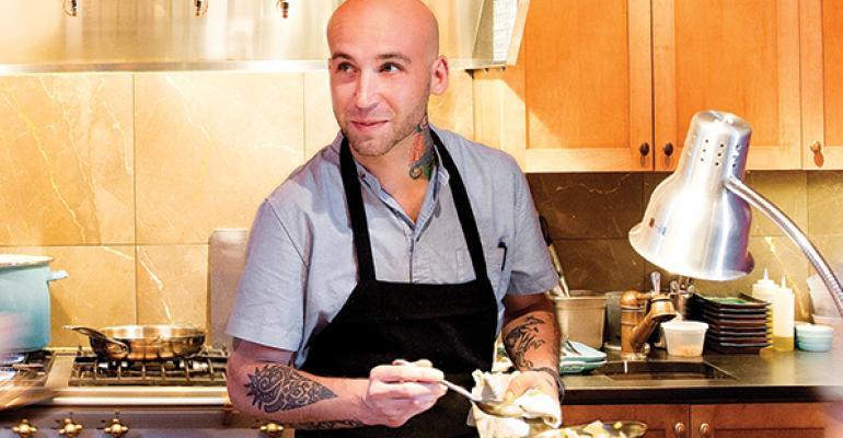Rising Star Chefs: Vinson Petrillo