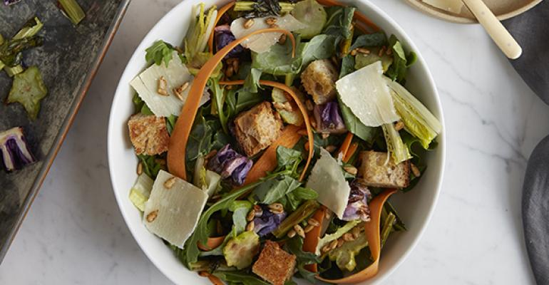Menu Moves: Sweetgreen LTO salad rescues food scraps to make a point