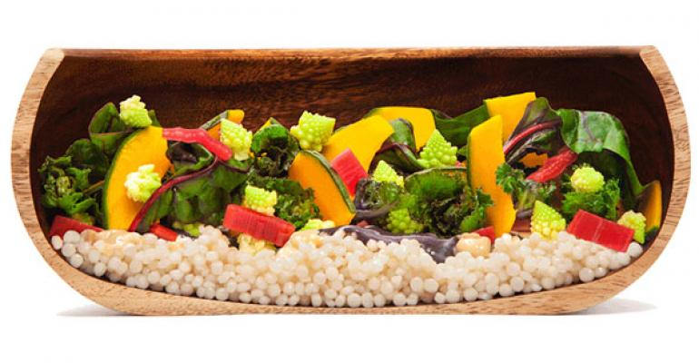 Beefsteak Jose Andreacutes39 latest concept puts the spotlight on produce Andreacutes is one of many chefs who are paying more attention to vegetables