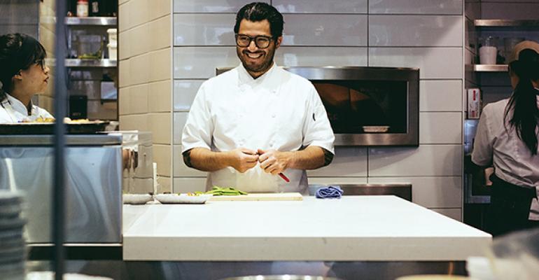 Josef Centeno created the baco sandwich