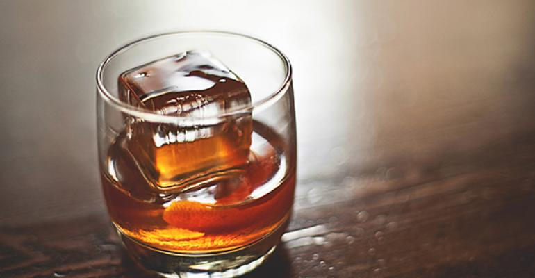 Red Star Tavern39s Port Old Fashioned