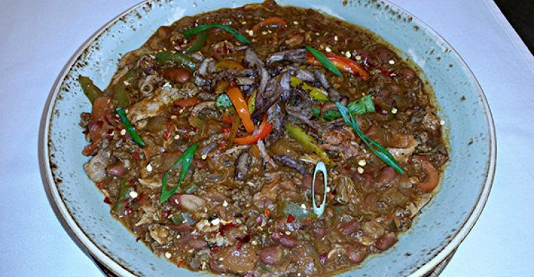 Dirty Duck Hunter's Chili