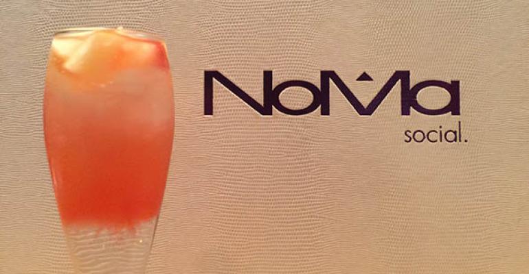 NoMa Social39s Gummy Bear cocktail