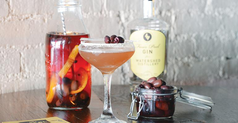 2015 Best Cocktails in America: Dirty Pearl Martini