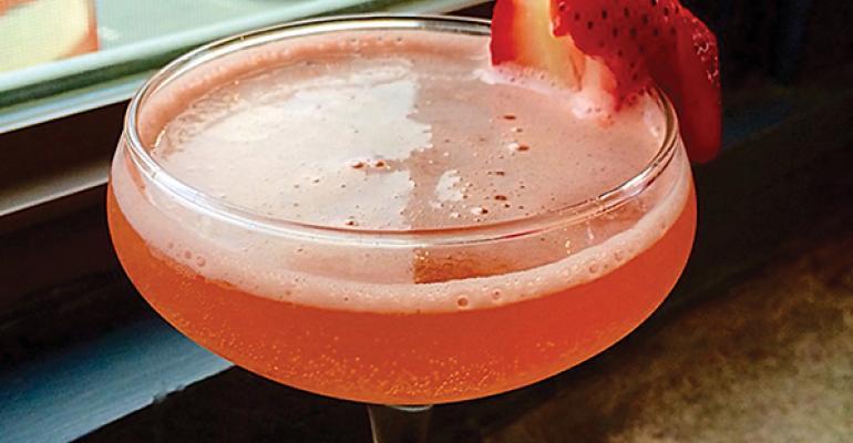 2015 Best Cocktails in America: Rhuby & Smoke