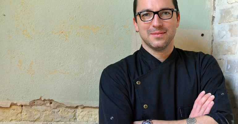 chef Steve McHugh