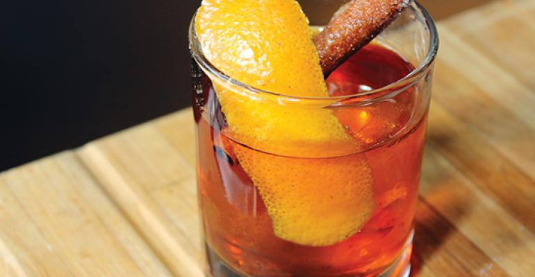 2015 Best Cocktails in America: Toasted Old Fashioned