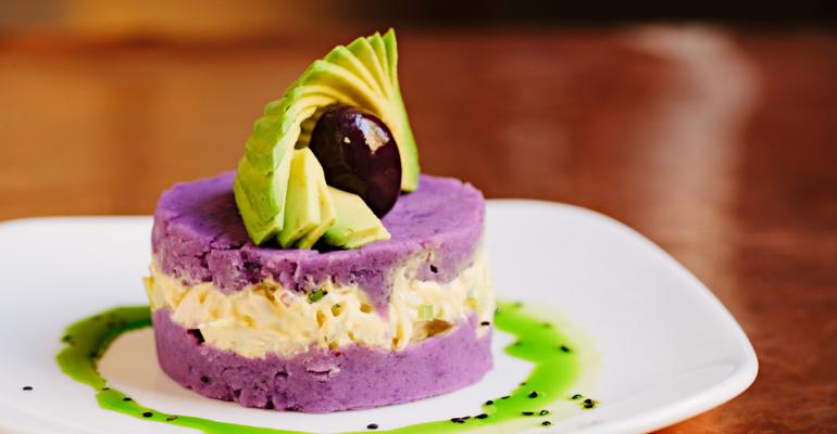Purple Causa Morada