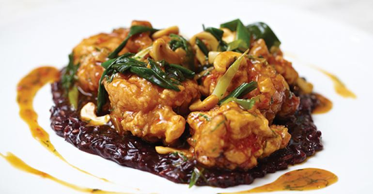 Oceana General Tsaos Lobster