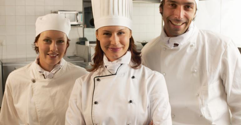 Opportunity knocks for ambitious female chef/restaurateurs