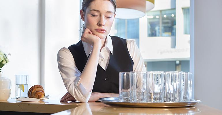 With the right training burnout can be avoided