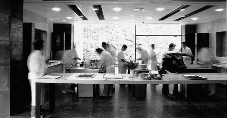 El Bulli restaurant chefs