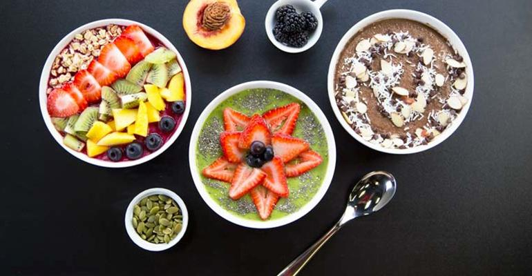 Trendinista: Bet big on smoothie bowls