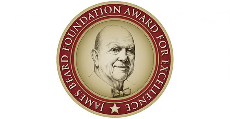 James Beard Foundation announces 2016 awards finalists