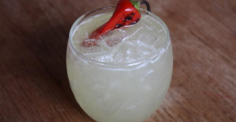 Kachina Controlled Burn cocktail