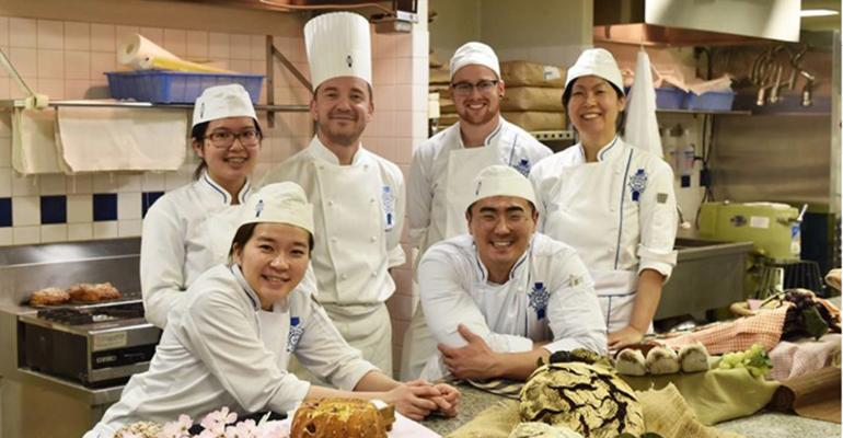 Culinary training will take place at Le Cordon Bleu39s Tokyo campus