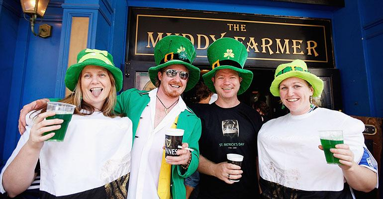 It39s no surprise that St Patrick39s Day brings out the beer drinker in many Americans Irish or not