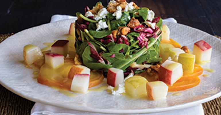 Pear Beet Salad