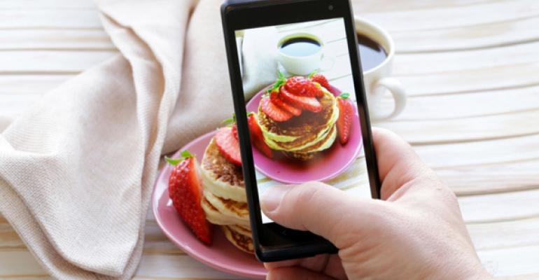 Highquality images and clever descriptions promote engagement which is the point of Instagram