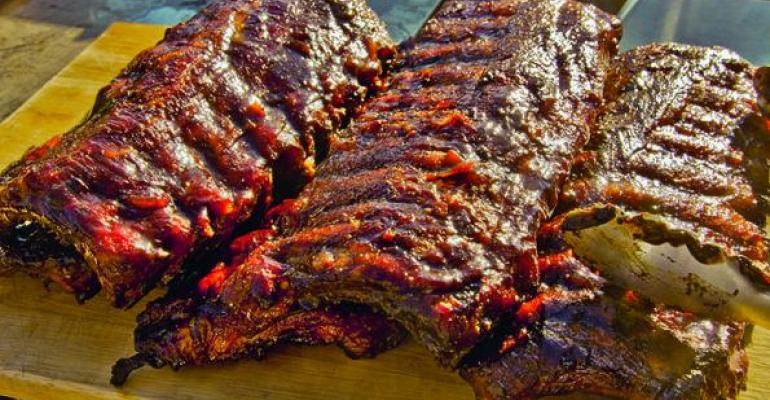Chocolate Chile Barbecue Sauce