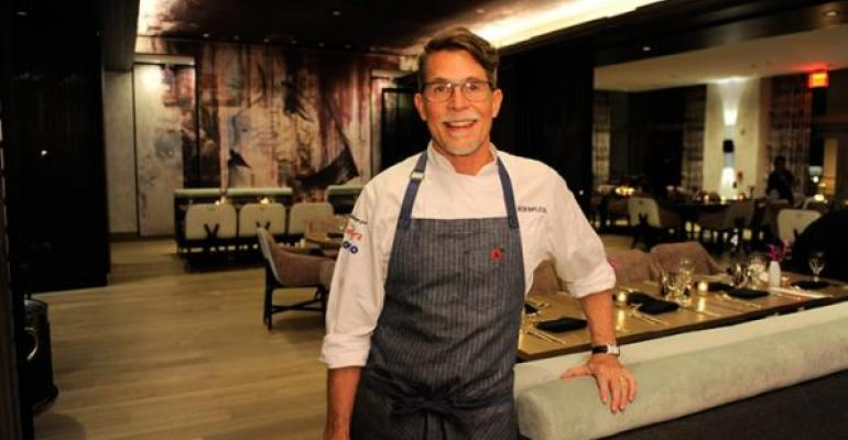 Rick Bayless a man of many talents