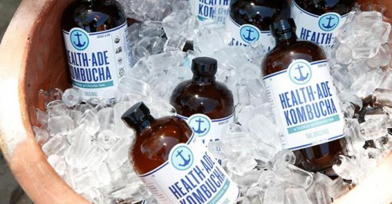 Kombucha39s probiotic properties and distinctive taste are fueling its rise in the beverage category