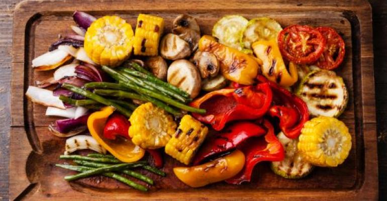 Vegetables step into the spotlight