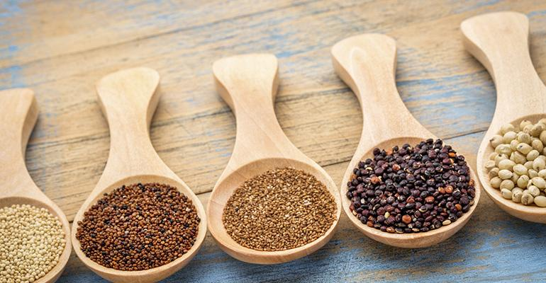 Ancient grains are replacing wheat in a variety of applications