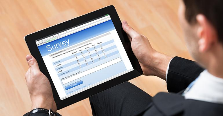 Web surveys automate many of the clerical aspects of obtaining feedback