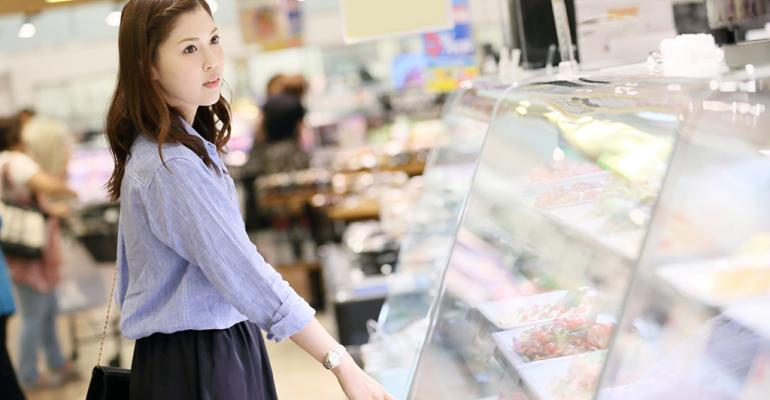 Prepared foods are a growing supermarket segment