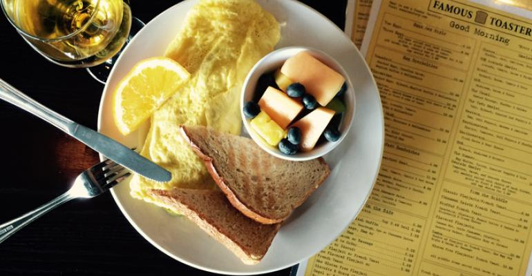 Pairing wines with breakfast fare paid off for Famous Toastery