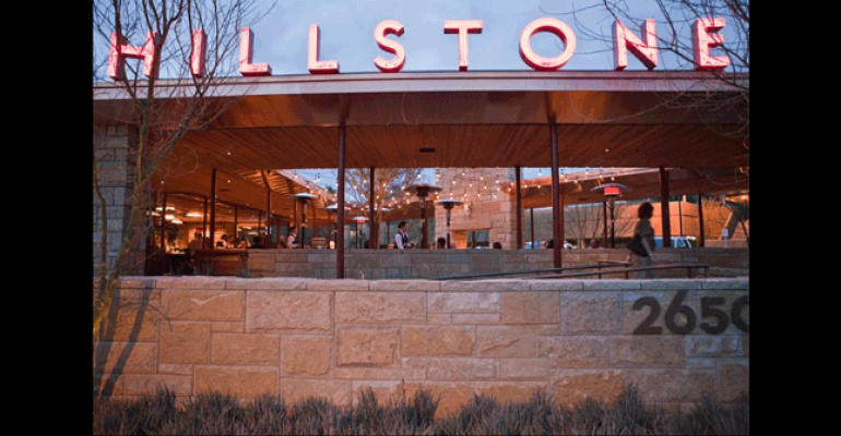 What do consumers like about Hillstone It provides a highcaliber adult experience thatrsquos short on trendiness and a sophisticated yet not stuffy experience