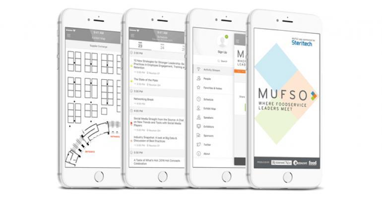MUFSO app